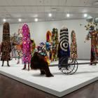 Nick Cave | Denver Art Museum (Toward the bottom of the screen you can find 3 videos - click on the first one)