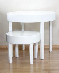 www.etola.net   Pyöreä pöytä S Stool, Table, Furniture, Home Decor, Decoration Home, Room Decor, Tables, Home Furnishings, Home Interior Design