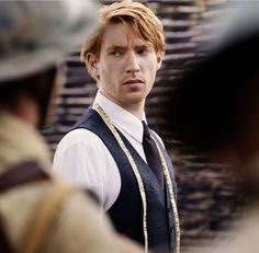 Domhnall Gleeson for The Tale of Thomas Burberry (2016)