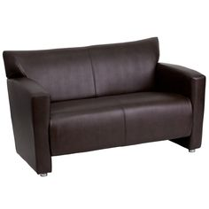 Flash Furniture Hercules Majesty Series Leather Love Seat