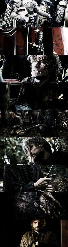 Jaime Lannister ~ Game of Thrones Fan Art