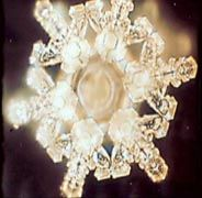 water crystal from Yusui Mountain Spring, Japan (clean healthy water)