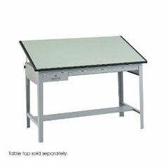 Safco Products Precision Drafting Table in. Home Office Furniture, Kitchen Furniture, Furniture Sets, Kitchen Dining, Armoire, Solid Wood Desk, Adjustable Height Desk, Home Kitchens, Drafting Tables