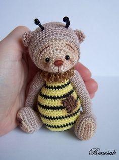 Bee / Teddy Bears & Pals / Teddy Обсуждение: Создание, сбор, Подключение