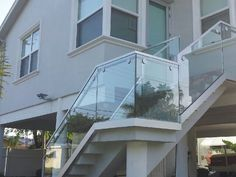 A-Christian Glass - Custom glass railings - Delray Beach, FL