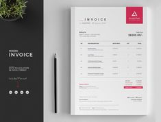 Invoice Format In Excel, Printable Invoice, Invoice Design Template, Templates, Corporate Stationary, Portfolio Layout, Photoshop Design, Paper Size, Book Design