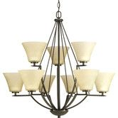 Found it at Wayfair - Bravo 9 Light Chandelier
