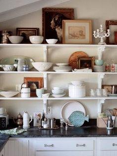 Lista de Tarefas: Prateleiras na cozinha II