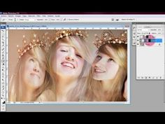 Tutorial de fusión de imágenes en Photoshop - YouTube