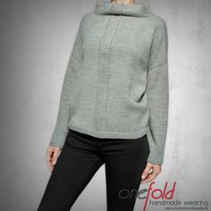 comfy knitted sweater Casual, Knitwear, Comfy, Pullover, Sweaters, Jackets, Fashion, Down Jackets, Moda