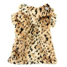 Noble Leopard Printing Style Pet Coat for Dogs (XS-XL) - USD $ 19.99