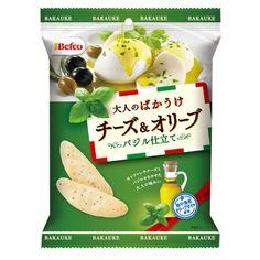 大人のばかうけ <チーズ&オリーブ> - 食@新製品 - 『新製品』から食の今と明日を見る!