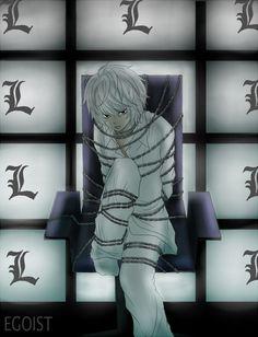 Death Note Fanart, L Death Note, Rwby Game, Samurai Flamenco, Best Animes Ever, Nate River, Wolf Children, L Lawliet, Anime Recommendations