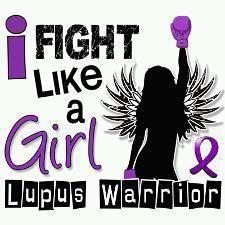 I'm a warrior!