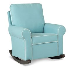 Cape Cod Nursery Rocking Chair In Choice Of Fabric and Heirloom Quality Baby Child Furniture Decor At Affordable Prices. in Posh Outlet : 10 Off Sale at PoshTots