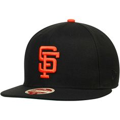 da658093bb0a4 San Francisco Giants New Era Bay Area Wool 59FIFTY Fitted Hat - Black