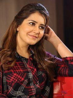 Rashi Khanna Interview Stills