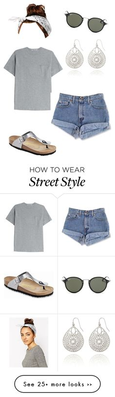 """Street Style #42"" by antonia-riegel on Polyvore"