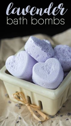 You'll be surprised at how easy it is to make your own bath bombs. The Lavender Bath Bombs are great to keep, sell or gift!