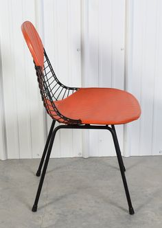 Eames Wire Chair Herman Miller Venice Ca. by HearthsideHome