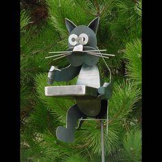 Catfeeder by Jill Geddes