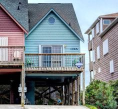 2 bed 2 bath no pool House vacation rental in Surf City from VRBO.com! #vacation #rental #travel #vrbo