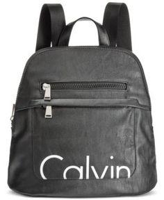 Calvin Klein Small Backpack - Black