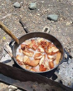 #Jaraguenses disfrutan de chicharrones oreganiaos