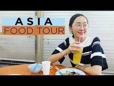 What I Ate in Malaysia and Singapore! - Asia Travel Vlog | Chriselle Lim