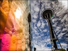 Don Jensen, who has made some spectacular time lapse videos showcasing the weather around our local mountains, is at it again. Only this time, his latest project focuses squarely on Seattle.