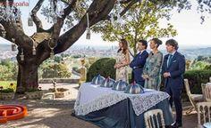 «MasterChef» celebra la boda de Carlos Maldonado en el Cigarral de las Mercedes de Toledo