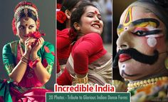 20 Incredible India Photos - Tribute to Glorious Indian Dance Forms. Read full article: http://webneel.com/incredible-india-beautiful-amazing-photography | more http://webneel.com/photography | Follow us www.pinterest.com/webneel