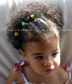 Cute Baby Hairstyles New 20 Super Sweet Baby Girl Hairstyles  Pinterest  Black Baby Girls
