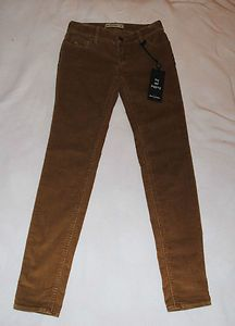 #Shopping Starting Bid $19.99 Girls Abercrombie Brown Jegging Size 12 Slim New with tags Free Shipping