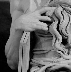 La Roma di Michelangelo: Basilica di San Pietro in Vincoli ed ilo Mosé a ROMA