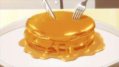 Anime Pancakes