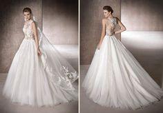 Vestido de Noiva IN-A480N