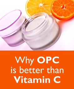 It's official!  OPC's are much more powerful than Vitamin C as antioxidants!  #skincare #antioxidants #askadoctor