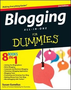 A complete update to the ultimate reference guide on blogging basics! The increase in the number of blogs is seemingly endless and continues to grow at a phenomenal rate, thanks in part to the rise of