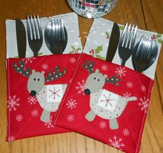 Amy Made That! ...by eamylove: August - Across The Pond Sew Along - Cutlery…