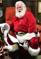Santa Con in Saratoga today at 2!  Use code: Santa for a $99.00 rate :)