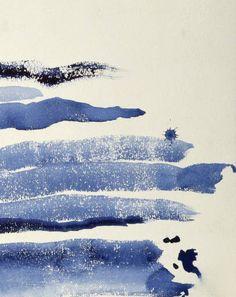 Austin Kleon — ScrambledGeorgia O'Keeffe watercolor