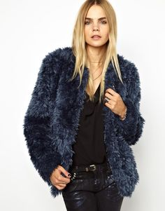 Zadig and Voltaire Louisa Faux Fur Jacket                                                                                                                                                                                 More