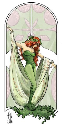 Poison Ivy by LadySamaine