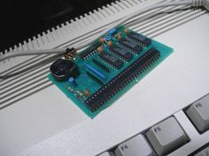 Thats how 512kb RAM board looks like for the Amiga 500 :-)