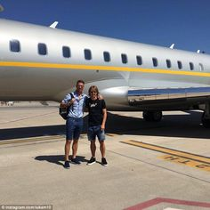 Sergio Ramos and Luka Modric have jetted off to join their Real Madrid team-mates in Ohio