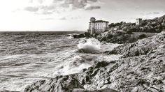 Sturm und Drang... #livorno #castello #castle #toscana #tuscany #tuscanypeople #volgolivorno #volgotoscana #volgoitalia #igerslivorno #igerstoscana #igersitalia #mare #sea #bn #blackandwhite #b&n #waves #onde #instalike #instalife #instamoment #l4l #like4like #likeforlike #thisismyeurope