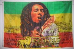 Bob Marley: The Legend Flag by wildflags.com. $3.75. Polyester Nylon Material. 3x5 foot. 4 row stitchin where it counts, on the fly side.. heavy grommets new header. Finest available for price.