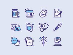 Medical Icons                                                                                                                                                                                 More