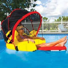 Cabriolet Pool Lounger $149.99